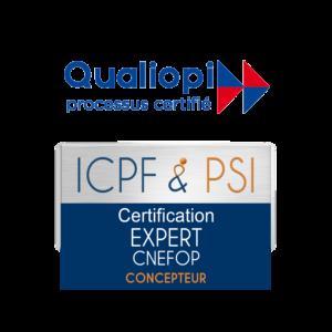 Qualiopi, ICPF, PSI